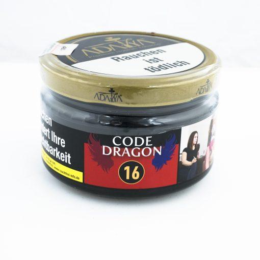 Adalya Code Dragon - 200g