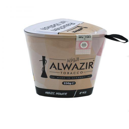 AlWazir Magic Power N.43 - 250g