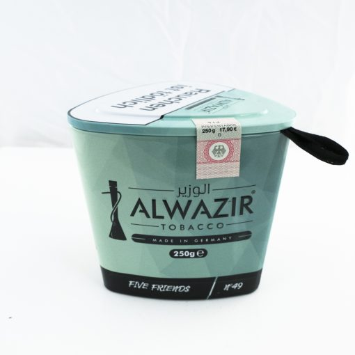 Al Wazir Five Friends N.49 - 250g